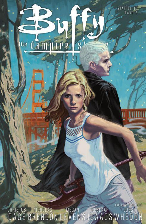 e09b28ffabc402 Es menschelt bei Buffy und ihrer Gang (auch wenn nicht alle im Team  Menschen sind)