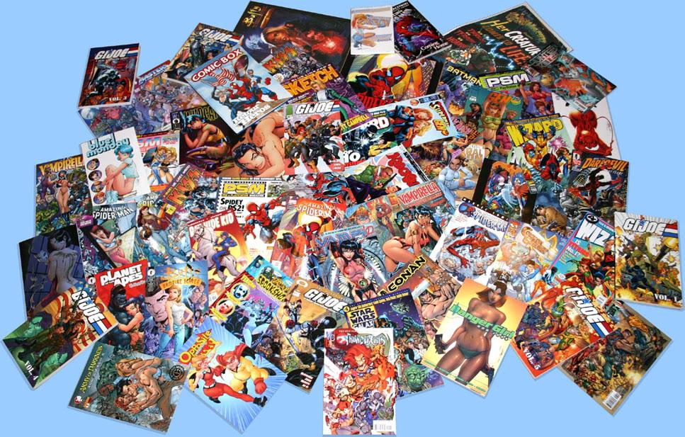 Comic Café Online Shop Angebotsliste Online