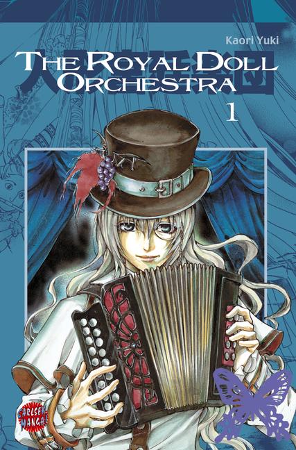 The Royal doll Orchestra RoyDoll1